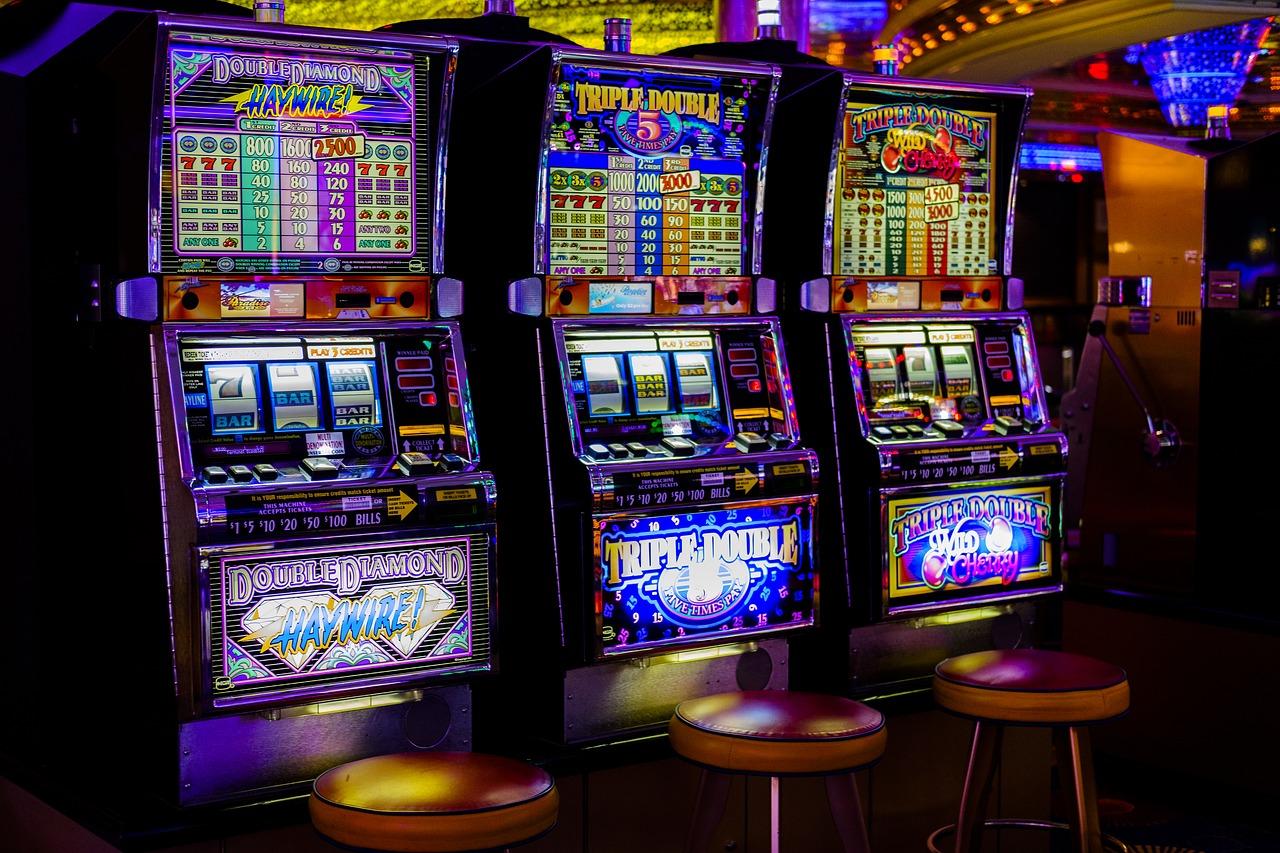Máquinas tragamonedas: Sácales provecho a la hora de apostar.